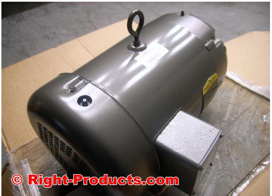Baldor 10hp 3ph high speed ac motor half price for Motor baldor 20 hp