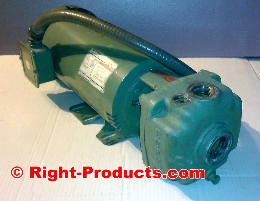 Burks Pumps 350CS9M from Right-Products.com